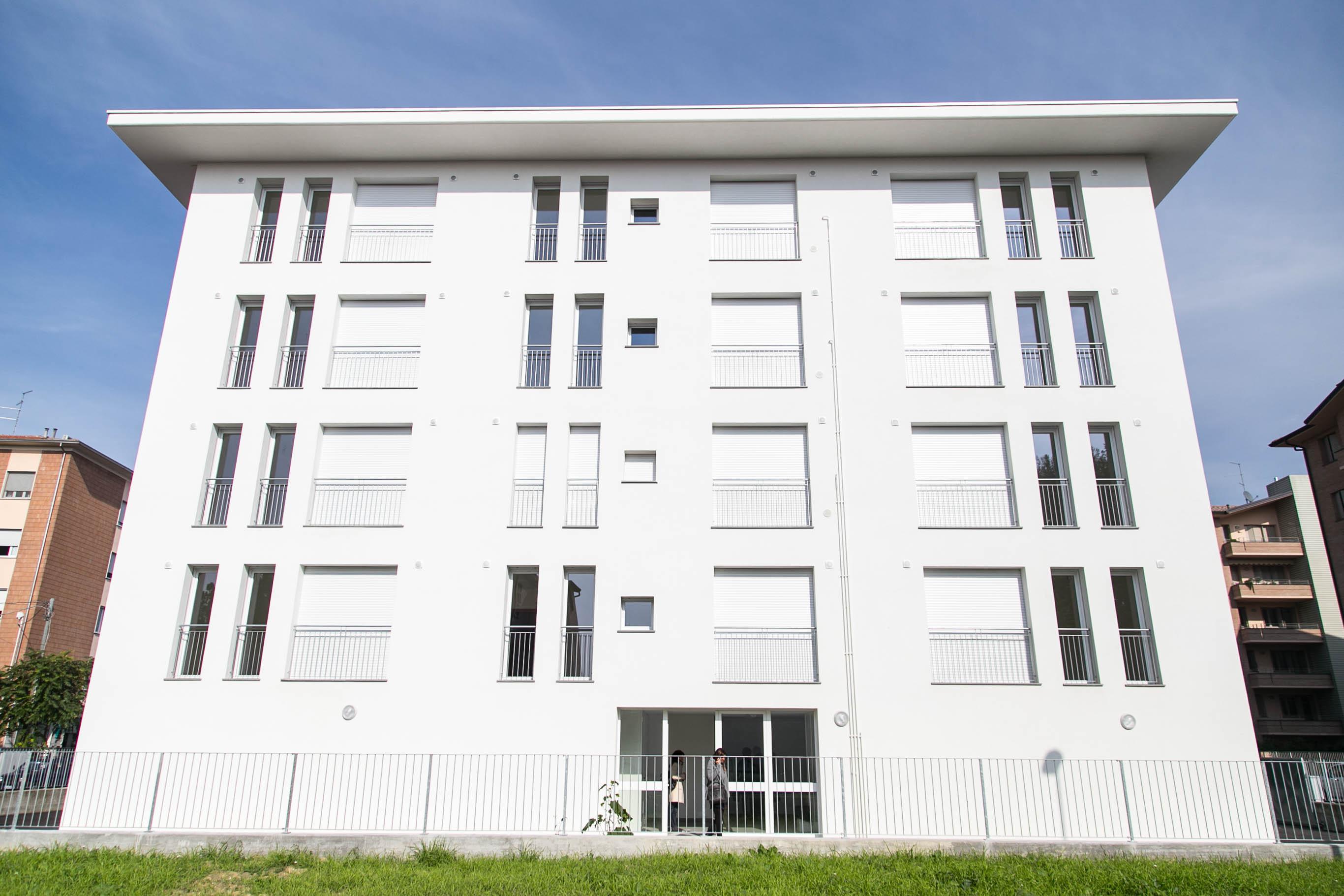 2015 10 26 Pizzarotti Rossi Inaugurazione alloggi ERP ex Pezziol-4