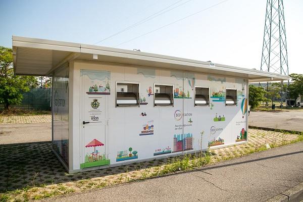 Eco-station