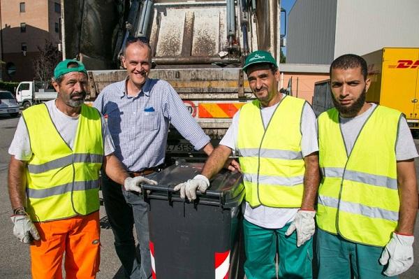 folli raccolta rifiuti