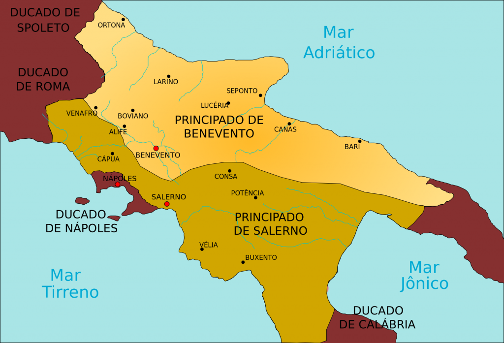 Principato di Salerno