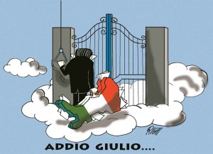 addio Giulio