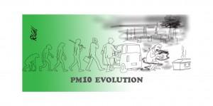 5 evoluzione PM10