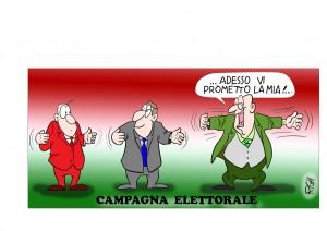 2 promesse elettorali
