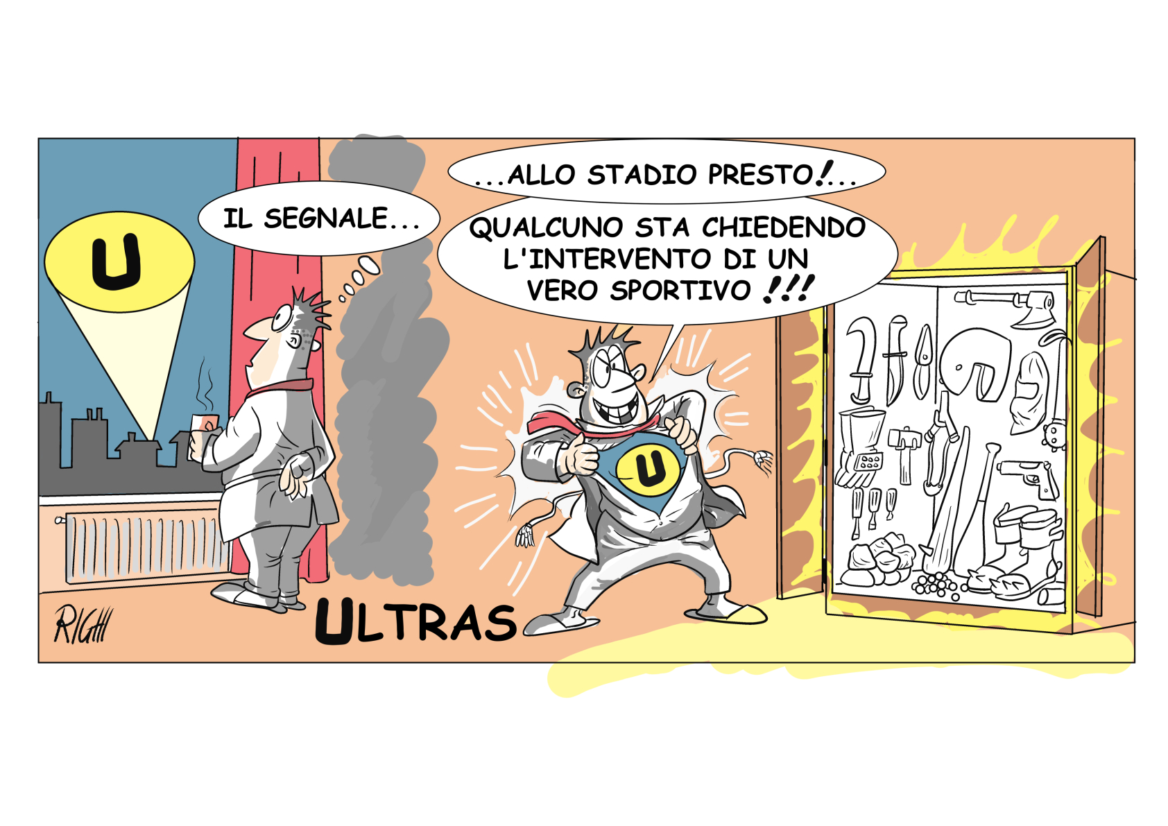 ultras CON BORDO ristretto