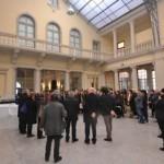 FOTO PETRUSSI - Udine 03 Dicembre 2015 inaugurazione palazzo universit