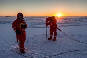 Polarstern-Winterexperiment