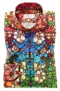 Camicia multicolor diEton