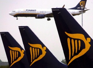 FILE IRELAND RYANAIR REDUCES STANSTEAD FLIGHTS
