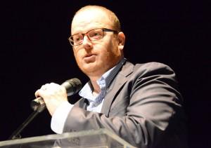 Convegno provinciale pd elezione di Francesco Nocchi