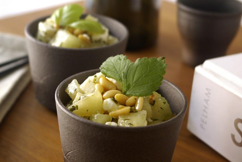 Insalata Melone e Feta