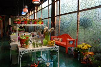 Kitchen Garden di Patrizia Pozzi al Fuorsalone 2006 - Foto Davide Forti