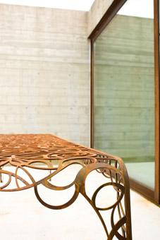 Tavolo 'Radici' - foto di proprietà di De Castelli