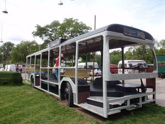 Un autobus per gioco - Foto di Patrizia Pozzi