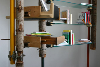 Libreria 'Sharewood' - Foto di proprietà di Mammafotogramma