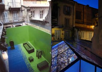 Giardino sintetico e Giardino Marino - foto di Davide Forti