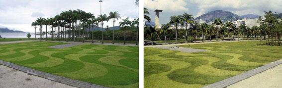 """R. Burle Marx """"Flamengo Park"""" - dal sito """"www.vitruvius.com.br"""""""
