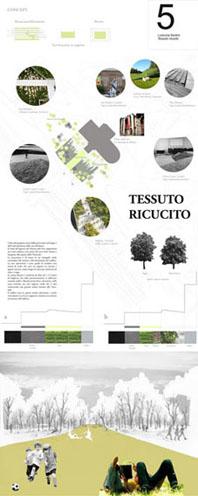 Progetto di Maria Ludovica Santini