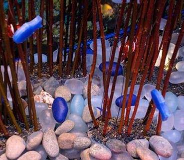 Ciottoli Flin-Stones - Foto di Giorgio Majno