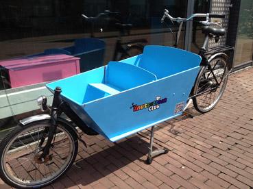 Bicicletta sponsorizzata! - Foto di Patrizia Pozzi
