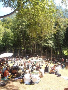 Concerto tra le Dolomiti - foto di Patrizia Pozzi