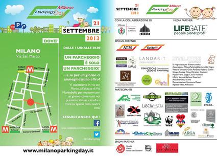 Locandina Park(ing) day