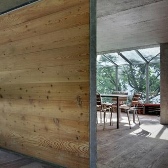 Green Box, interni - Foto di Marcello Mariana
