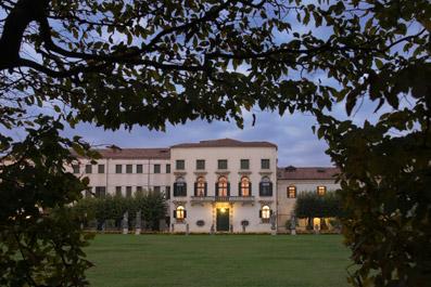 Villa Widmann-Borletti - Foto di Dario Fusaro
