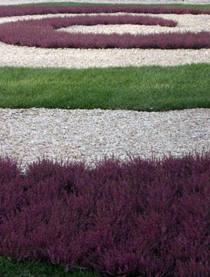 Il giardino pensile de L'Oreal Italia - Foto di proprietà dello Studio Pozzi
