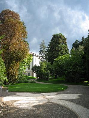 Parco di Villa Gallizia - Foto di Patrizia Pozzi