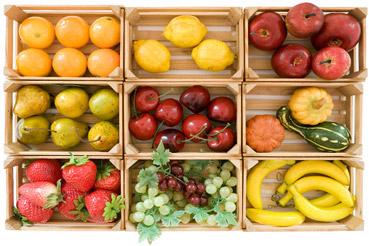 """Cassette di frutta - dal sito """"www.ilfattoalimentare.it"""""""