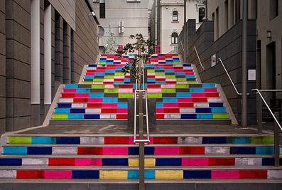"Scale colorate... - dal sito ""www.wakeupnews.eu"""