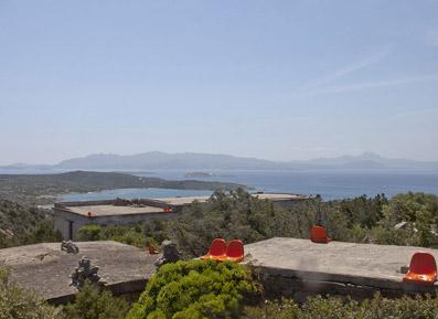 LandWorks Sardinia 2013 - Opera di Christian Phongphit - Foto di Christian Phongphit
