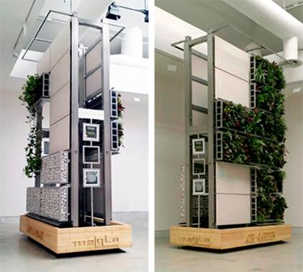 Air garden biennale di venezia paesaggi for Progetti di piantagione