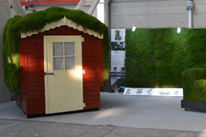 Prato verde e verticale paesaggi blog casa design - Prato verticale per interni ...