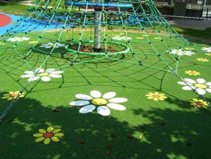 Pavimento In Gomma Per Bambini : Giochi per bambini in orizzontale! paesaggi blog casa&design
