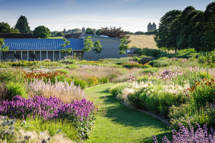 Piet Oudolf Field - Hauser & Wirth, Durslade Farm, Bruton, Somer