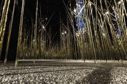 _Mondi di Cristallo Swarovski, progetto dei designer Fredrikson-Stallard
