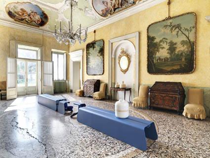 _DimoreDesign a Bergamo, Lorenzo Damiani a Palazzo Agliardi (foto Ezio Manciucca)