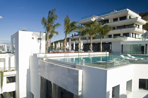 4) Sha Wellness Clinic, Infinity pool