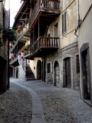 _Borgo di Bienno (Bs), Valle Camonica (foto di Luca Merisio)