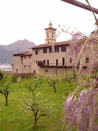 _Borgo di Lovere (Bg), monastero delle Clarisse