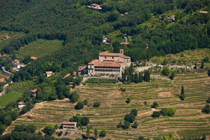 Convento dei frati dell'Annunciata, Rovato (Bs) (foto-Marini)