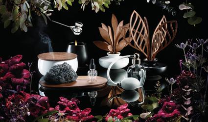 3) Alessi, The Five Seasons, fragranze per la casa progettate da Marcel Wanders