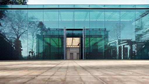 Lo Smaragd, l'ala contemporanea del Museum Rietberg