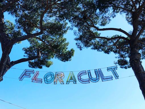 FloraCult Roma, l'entrata