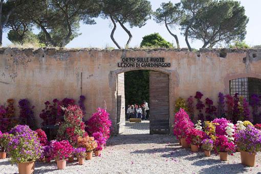 FloraCult Roma, l'Orto sulle ruote per lezioni di giardinaggio
