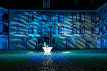 Water Light Festival, Bressanone (Santifaller photography)