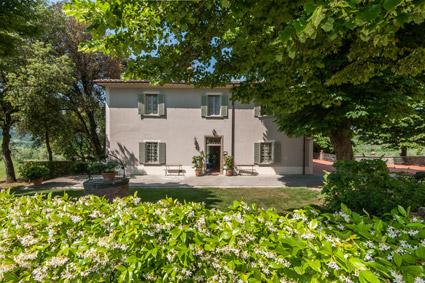 L'ex villa padronale ottocentesca
