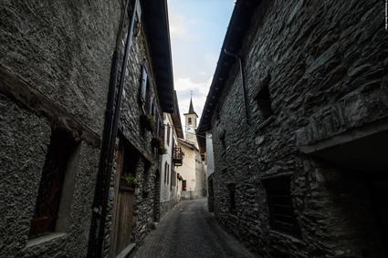 Dolonne, antica frazione di Courmayeur