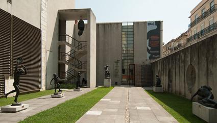 Il Museu Nacional de Arte Contemporanea, ristrutturazione di Jean-Michel Wilmotte